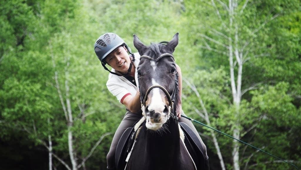 punta cana caribean horses ride