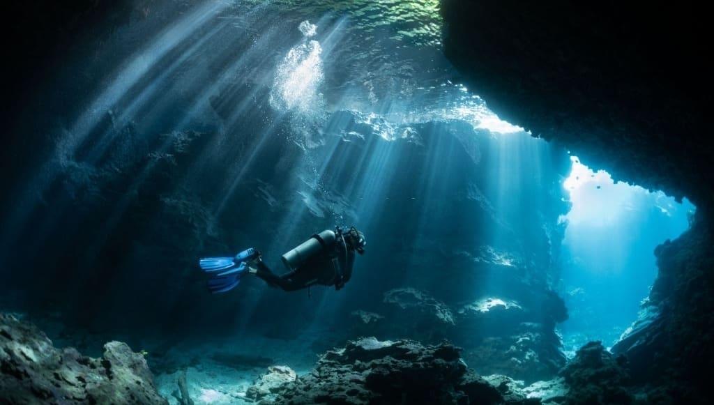 Mergulho na Ilha Catalina