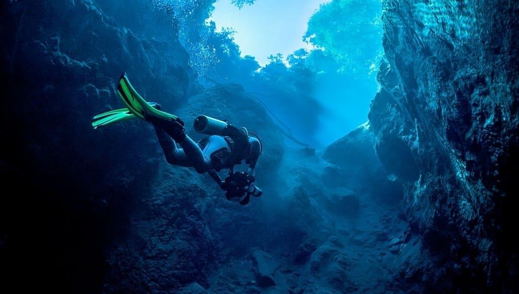 diving punta cana island catalina