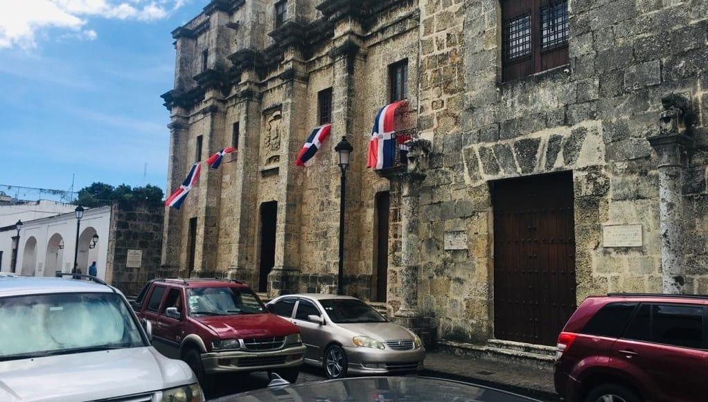 Plaza de españa cidade colonial