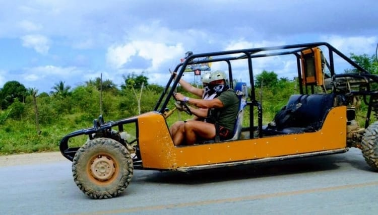 Enjoy this adventure buggies experience and horse riding with friends and