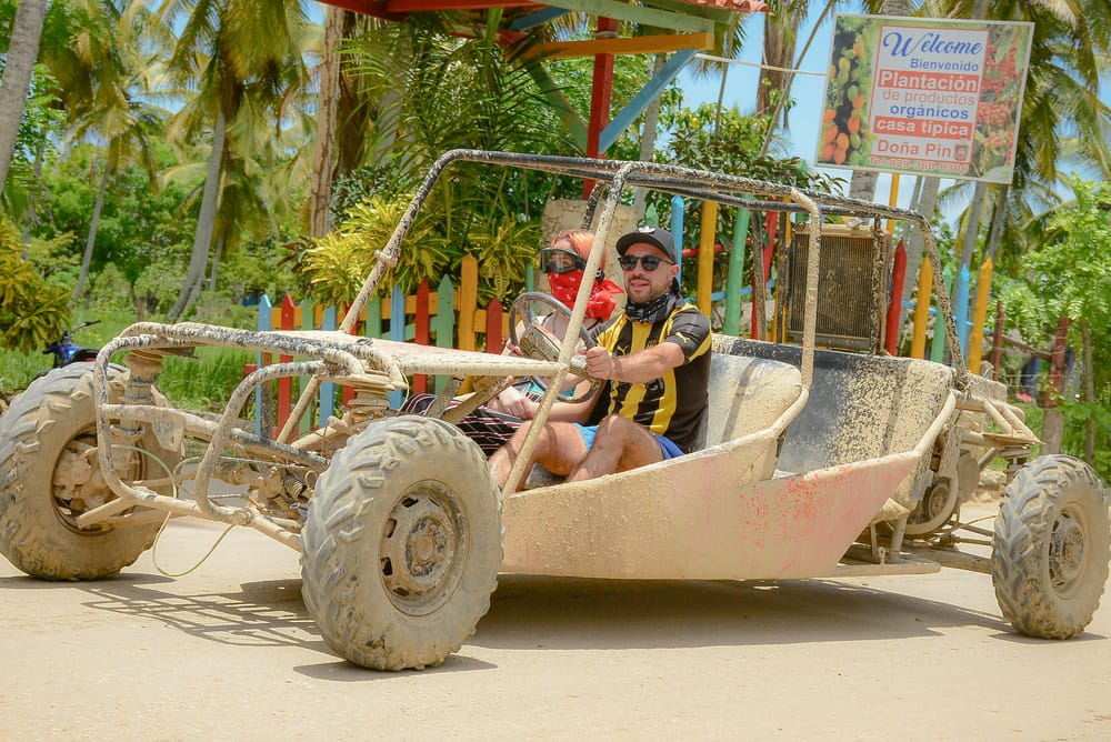 funny punta cana boogies excursion